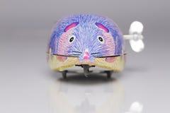 Ποντίκι μηχανισμού κουρδίσματος Στοκ εικόνα με δικαίωμα ελεύθερης χρήσης