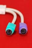 ποντίκι πληκτρολογίων γρύ στοκ φωτογραφίες με δικαίωμα ελεύθερης χρήσης