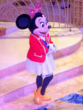 Ποντίκι της Minnie Στοκ Εικόνες