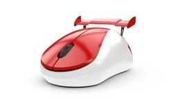 Ποντίκι υπολογιστών υψηλής ταχύτητας Στοκ εικόνες με δικαίωμα ελεύθερης χρήσης