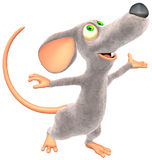 ποντίκι Στοκ εικόνα με δικαίωμα ελεύθερης χρήσης