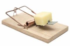 ποντικοπαγήδα Στοκ εικόνα με δικαίωμα ελεύθερης χρήσης