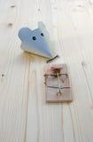 ποντικοπαγήδα Στοκ Φωτογραφίες