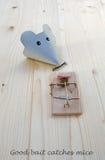 ποντικοπαγήδα Στοκ φωτογραφία με δικαίωμα ελεύθερης χρήσης