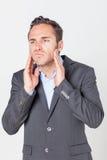 Πονόδοντος Στοκ φωτογραφία με δικαίωμα ελεύθερης χρήσης