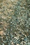 Πορεία αμμοχάλικου Στοκ Φωτογραφίες