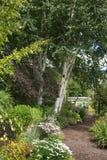 Πορεία κήπων αγροκτημάτων Στοκ φωτογραφίες με δικαίωμα ελεύθερης χρήσης