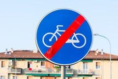 Πορεία ποδηλάτων τελών Στοκ εικόνα με δικαίωμα ελεύθερης χρήσης