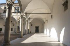 πορείες της Ιταλίας camerino Στοκ Εικόνες