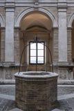 Πορείες Fermo, Ιταλία στοκ εικόνες