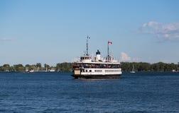 Πορθμείο νησιών του Τορόντου Στοκ Φωτογραφίες