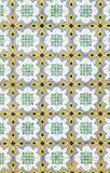 Πορτογαλικά κεραμικά κεραμίδια τοίχων Azulejo Στοκ εικόνα με δικαίωμα ελεύθερης χρήσης