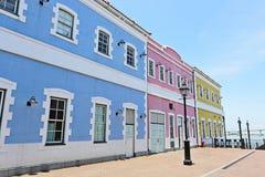 Πορτογαλικά κτήρια Στοκ φωτογραφία με δικαίωμα ελεύθερης χρήσης