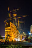Πορτογαλικό παλαιό ξύλινο σκάφος Στοκ εικόνες με δικαίωμα ελεύθερης χρήσης