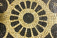 Πορτογαλικό πεζοδρόμιο Στοκ φωτογραφίες με δικαίωμα ελεύθερης χρήσης