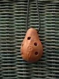 πορτογαλικό terra ocarina cotta Στοκ εικόνα με δικαίωμα ελεύθερης χρήσης