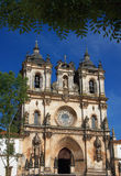 Πορτογαλία, μοναστήρι Alcobaca Στοκ εικόνες με δικαίωμα ελεύθερης χρήσης