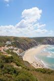 Πορτογαλία - Arrifana Στοκ Εικόνες