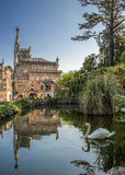 Πορτογαλία Buçaco κυνήγι κάστρων βασιλικό Στοκ Εικόνα