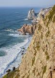 Πορτογαλία, Cabo DA Roca Στοκ φωτογραφίες με δικαίωμα ελεύθερης χρήσης