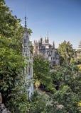 Πορτογαλία, Sintra Παλάτι Regaleira Στοκ Φωτογραφίες