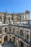 Πορτογαλία, Tomar, μοναστήρι της διαταγής Χριστού Στοκ φωτογραφία με δικαίωμα ελεύθερης χρήσης