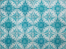 Πορτογαλικά διακοσμητικά azulejos κεραμιδιών Στοκ Φωτογραφία