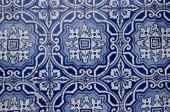 πορτογαλικά κεραμίδια Στοκ Εικόνες