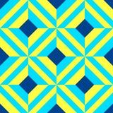 Πορτογαλικά κεραμίδια azulejo πρότυπα άνευ ραφής Στοκ φωτογραφίες με δικαίωμα ελεύθερης χρήσης