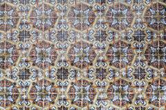 Πορτογαλικά azulejos Στοκ Εικόνες