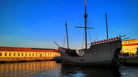 Πορτογαλική καραβέλα Στοκ φωτογραφία με δικαίωμα ελεύθερης χρήσης