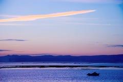 Πορτογαλικό ηλιοβασίλεμα Στοκ Εικόνα