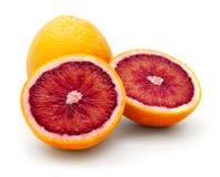 πορτοκάλια αίματος Στοκ φωτογραφία με δικαίωμα ελεύθερης χρήσης