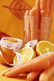 πορτοκάλια καρότων στοκ φωτογραφία με δικαίωμα ελεύθερης χρήσης