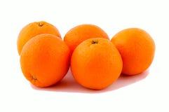 πορτοκάλια Στοκ Εικόνες