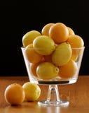 πορτοκάλια ND λεμονιών Στοκ Εικόνες