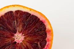 πορτοκάλι αίματος Στοκ Εικόνες