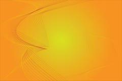 πορτοκάλι ανασκόπησης κίτρινο Στοκ Εικόνες