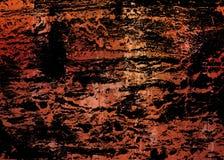 πορτοκάλι ανασκόπησης grunge Στοκ Φωτογραφίες