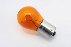 πορτοκάλι αυτοκινήτων β&omi Στοκ φωτογραφίες με δικαίωμα ελεύθερης χρήσης
