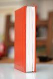 πορτοκάλι βιβλίων ενιαίο Στοκ φωτογραφία με δικαίωμα ελεύθερης χρήσης