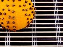 πορτοκάλι διακοσμήσεων στοκ εικόνες με δικαίωμα ελεύθερης χρήσης