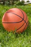 πορτοκάλι καλαθοσφαίρισης Στοκ Εικόνα