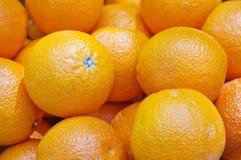 πορτοκάλι καρπού ανασκόπησης Στοκ Φωτογραφία