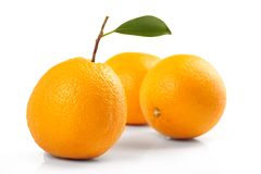 πορτοκάλι καρπού Στοκ Εικόνες