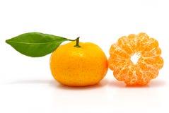 πορτοκάλι καρπού Στοκ Φωτογραφία