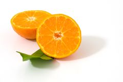 πορτοκάλι καρπού Στοκ εικόνα με δικαίωμα ελεύθερης χρήσης