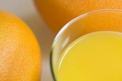 πορτοκάλι καρπού Στοκ Εικόνα