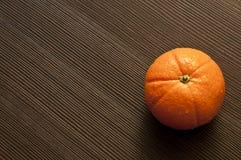 πορτοκάλι καρπού topview Στοκ Φωτογραφίες
