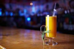 πορτοκάλι κοκτέιλ Στοκ φωτογραφία με δικαίωμα ελεύθερης χρήσης